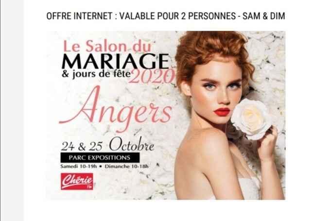 Salon du mariage - 1