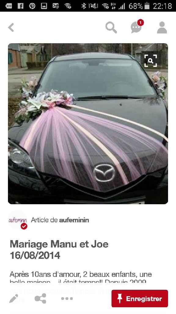 Déco voiture - 1