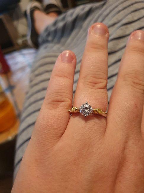Partage ta bague de fiançailles !! 💍 😍 25