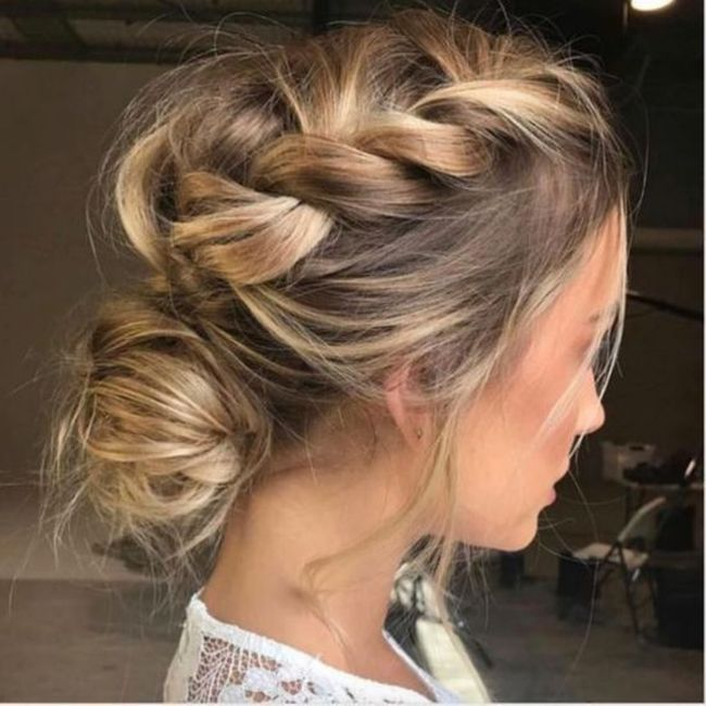 Coiffure cheveux épaule 1