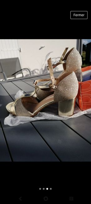 Pochette et chaussures 2