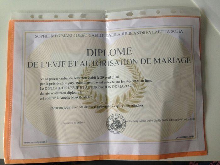 Mon edvjf avant le mariage forum - Message boulette mariage ...