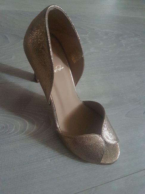 Chaussures de mariée 10