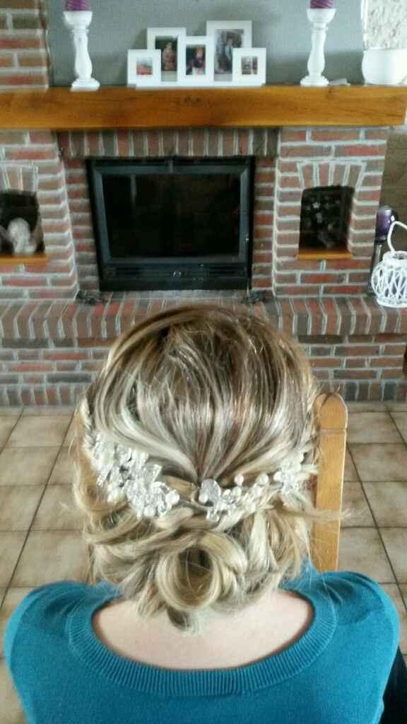 Mes essais coiffure! besoin avis! - 3