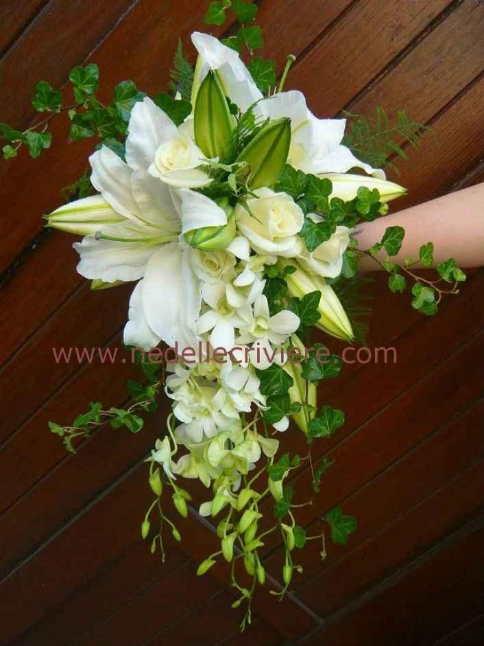 style de bouquet