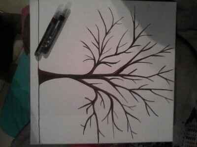 Mon arbre a empreintes