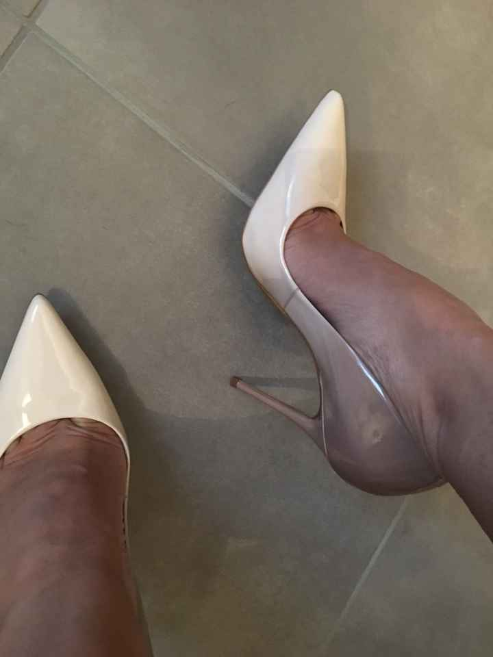 Mes chaussures 👰🏻 - 2