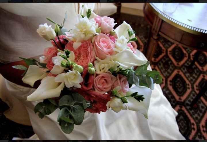 Le bouquet de mme - 1
