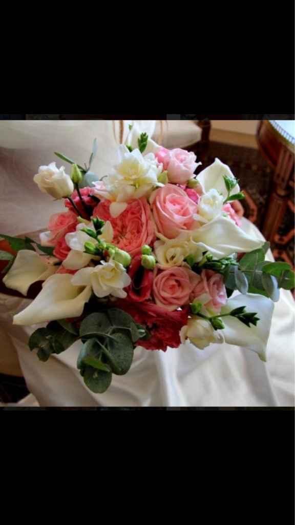Un bouquet, moins de 50e oui c'est possible - 1