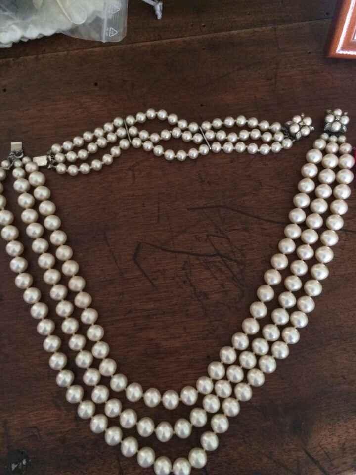 Bijoux agatha - 1