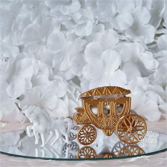 Recherche idées de décos pour la table des gâteaux sur le thème des chevaux. 1