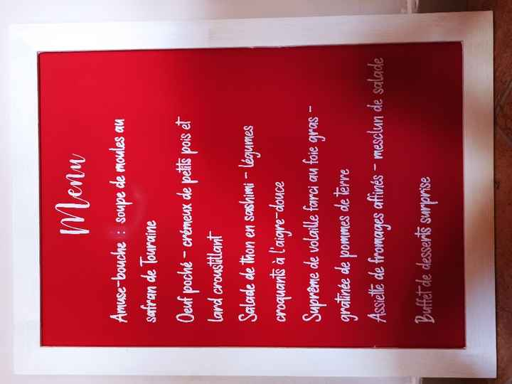 [Diy] menu - 2