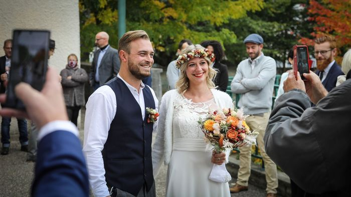Notre mariage civil du 17 octobre en petit comité 1