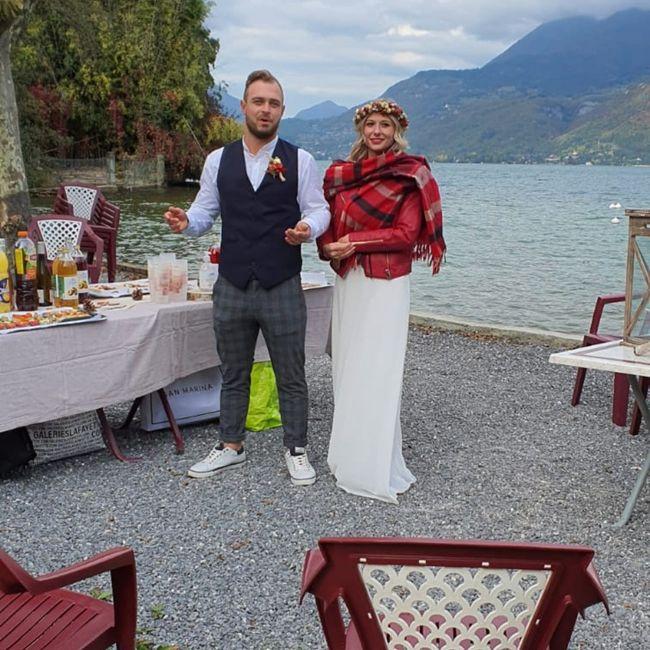 Robe mariage civil hiver 4