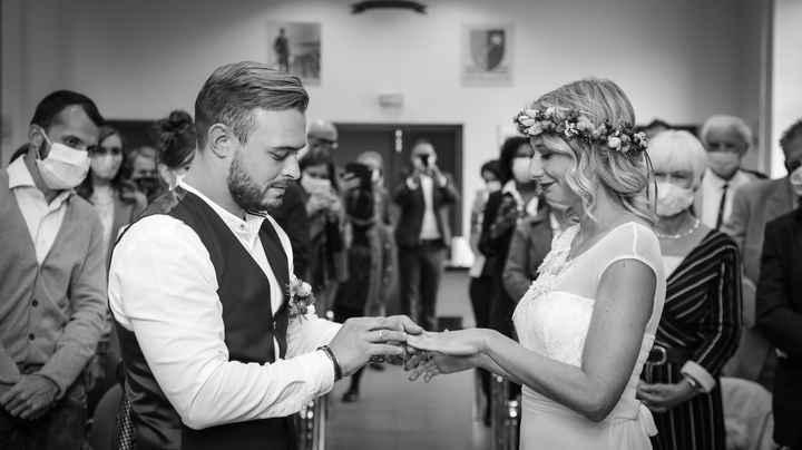Notre mariage civil du 17 octobre en petit comité - 5