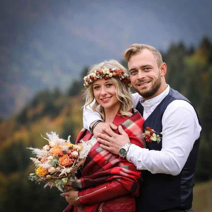 Notre mariage civil du 17 octobre en petit comité - 12