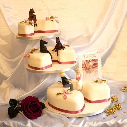 Recherche idées de décos pour la table des gâteaux sur le thème des chevaux. 10