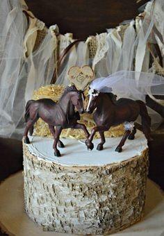 Recherche idées de décos pour la table des gâteaux sur le thème des chevaux. 14