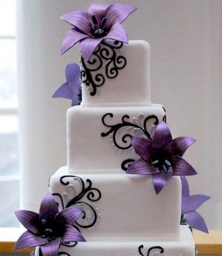Wedding Cake Dans Le Nord