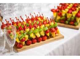 Recherche brochettes fruits frais - 1