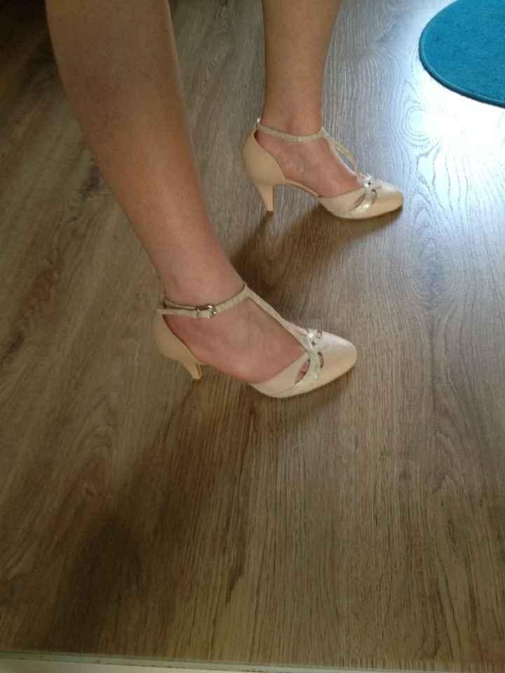 Mes chaussures coup de coeur!!  -1