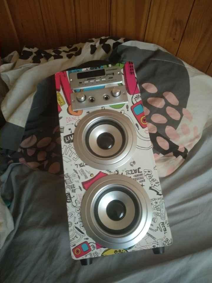 Ou je pourrais mettre de la musique sur cd(gravure de mon fonne sur un cd) - 1