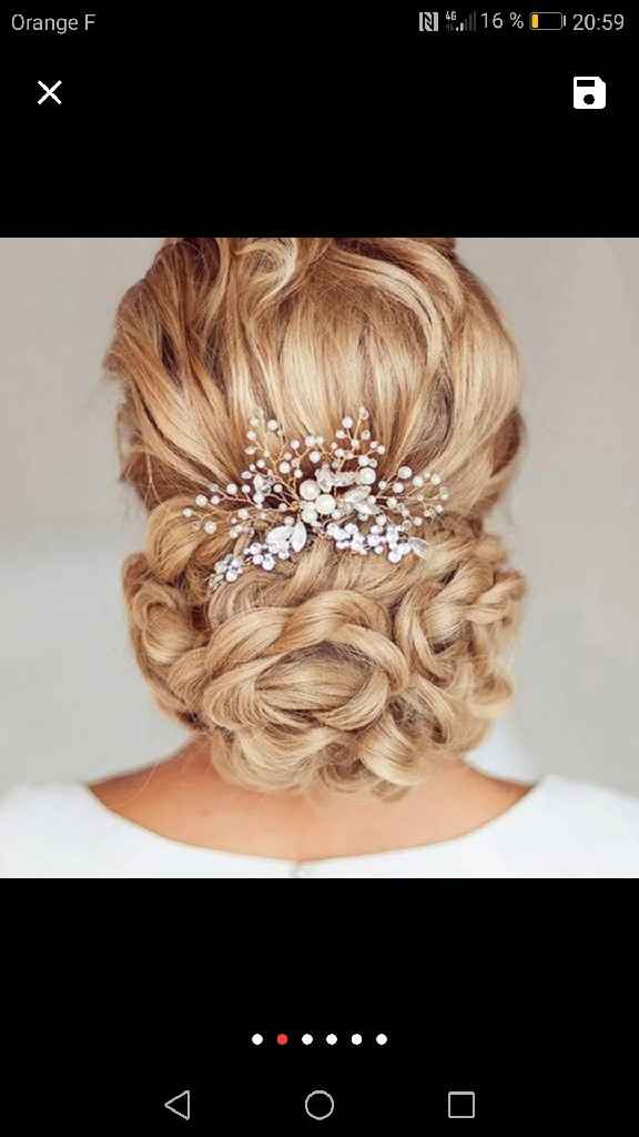 Vos avis m'intéresse... 😉 Accessoires de cheveux - 4