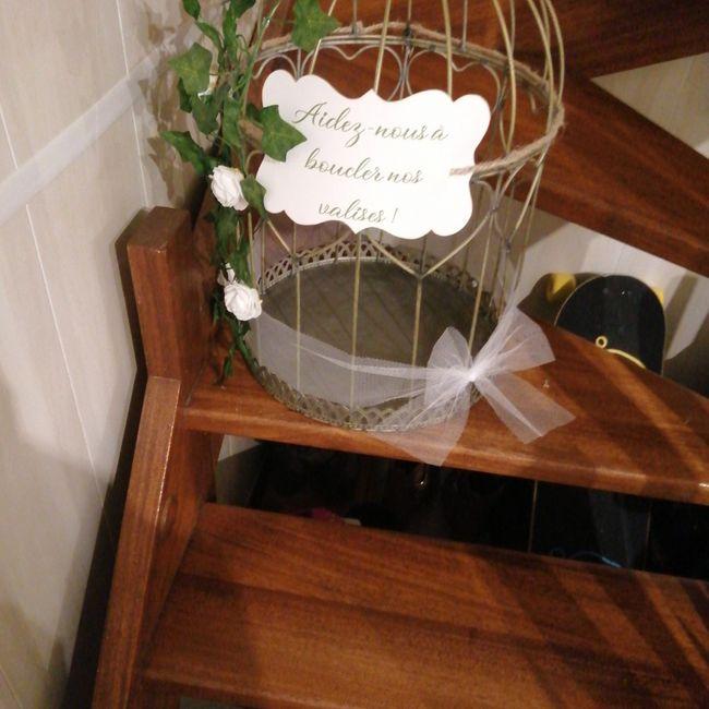 Avis urne mariage 1