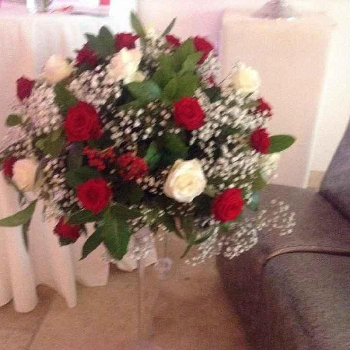 nos bouquets de centre de table