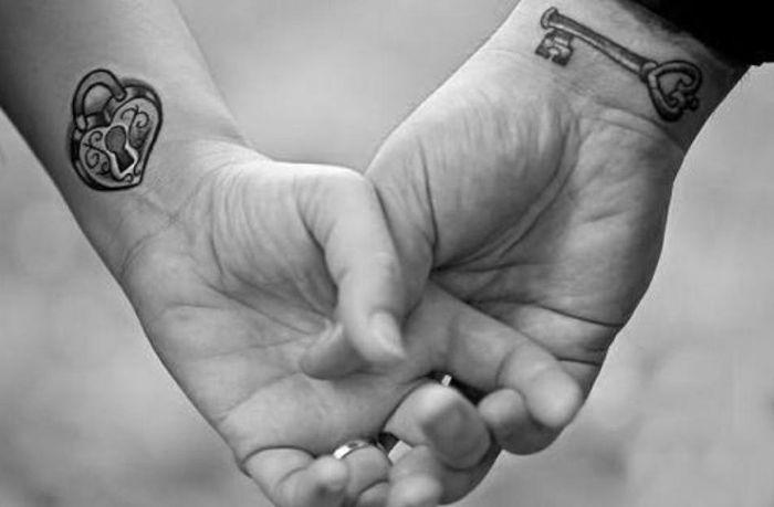 Amour Couple Et Tatouages Beaute Forum Mariages Net