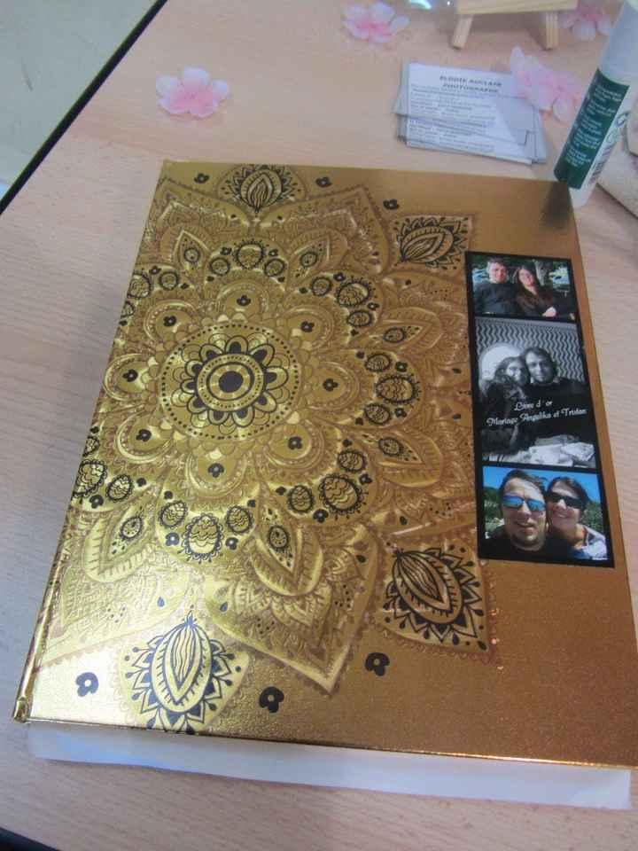 livre d'or de mon EVJF