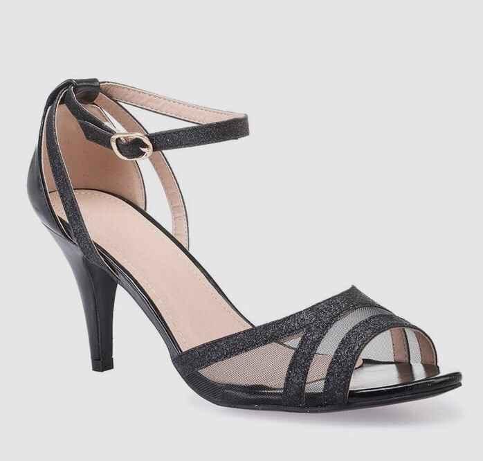 Chaussures noires 4