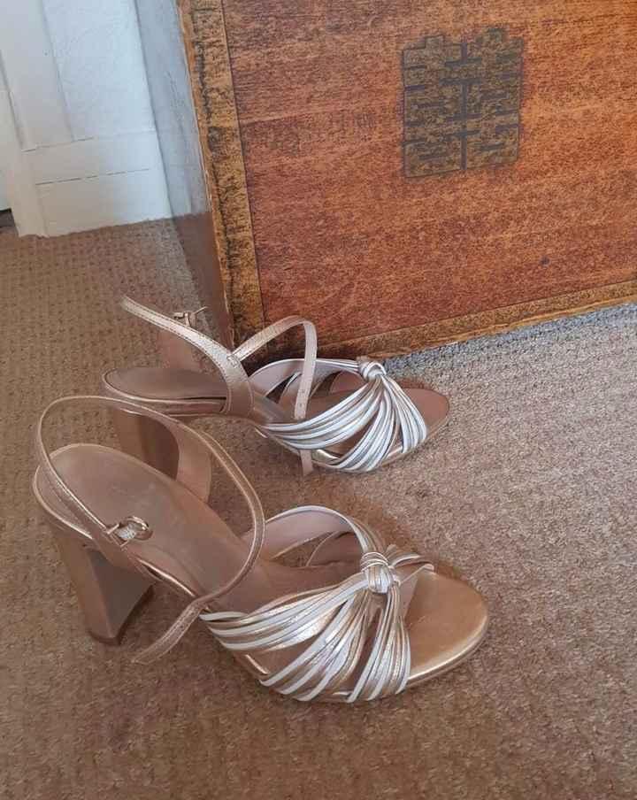 3) Battle des Mhs : chaussures. 2
