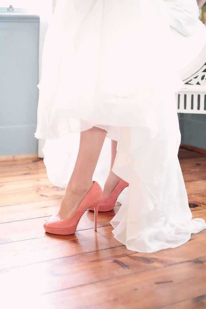 L'indécision des chaussures... encore et toujours.... 7