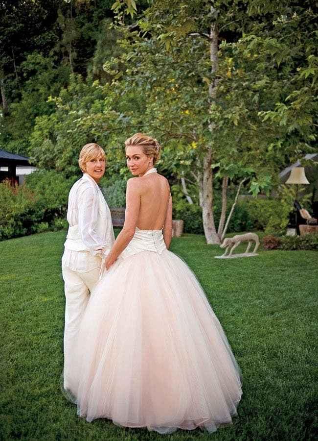 Quelques célèbres mariées en rose !! - 3