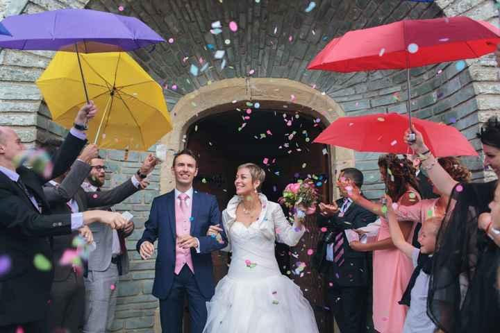 Sortie mairie sous la pluie comment faire marie le 15 mai 2021 soit samedi - 1