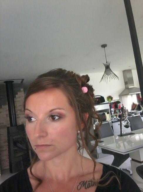 Essai maquillage 6