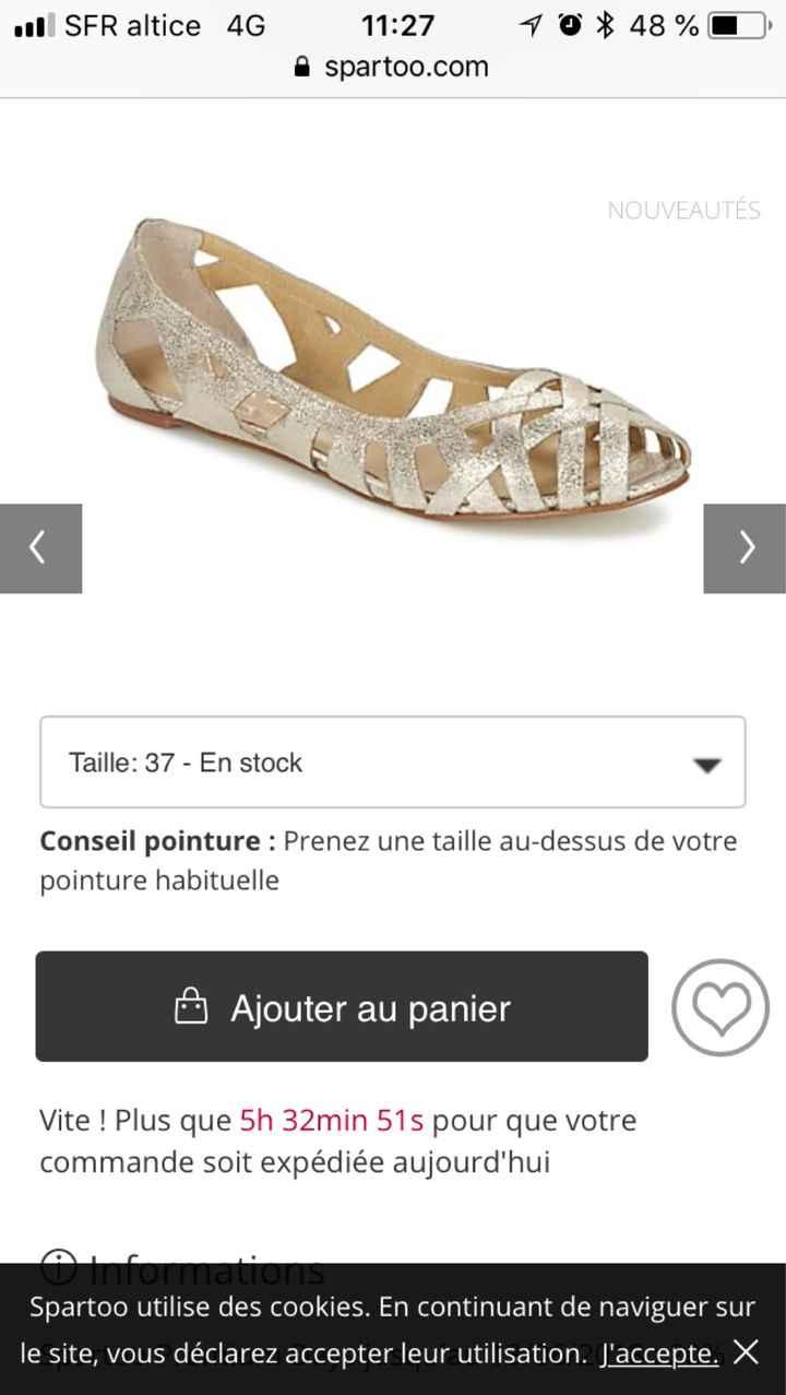 Personnalisation de chaussures de mariée (ou pas) ! - 3
