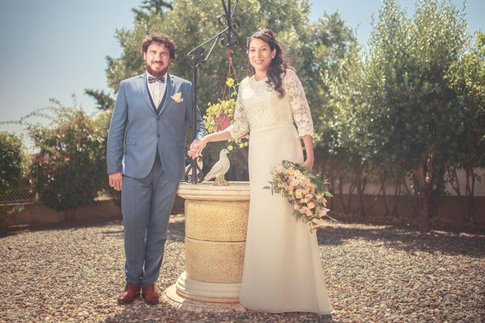 Notre Wedding day ❤️❤️🤵🏽👰🏽!!!!!! 30/06/2018 - 1