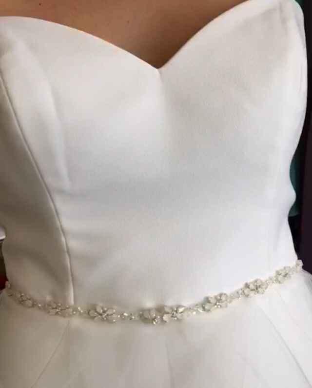 Quel collier pour ma robe?? help!! - 1