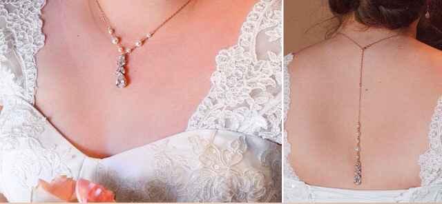Quel collier pour ma robe?? help!! - 2