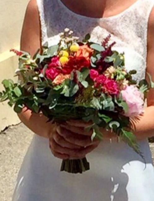 J-16, bouquet!! - 1