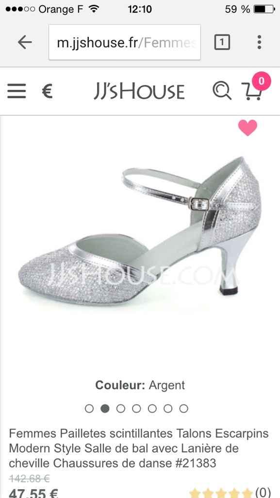 Petits pieds ... chaussures trouvées ?? - 1