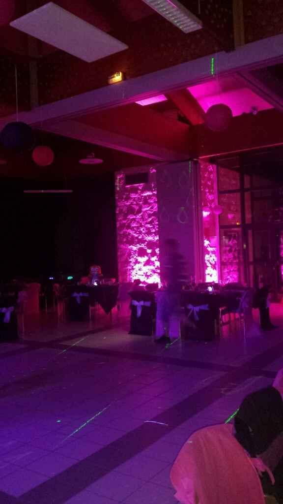 Salle décorée - 2