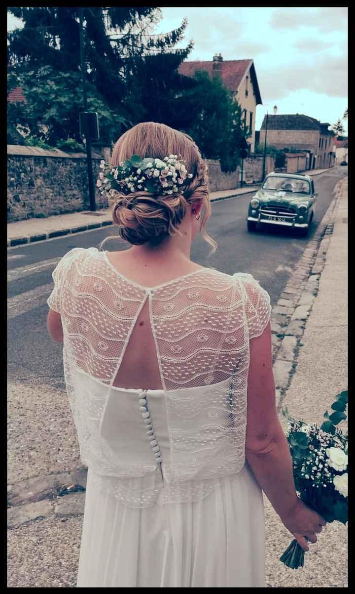 Mariée du 19/09 en petit comité 1