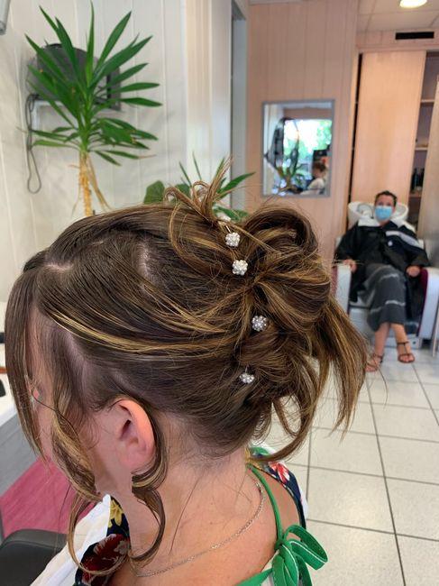 Essaie coiffure et maquillage 2