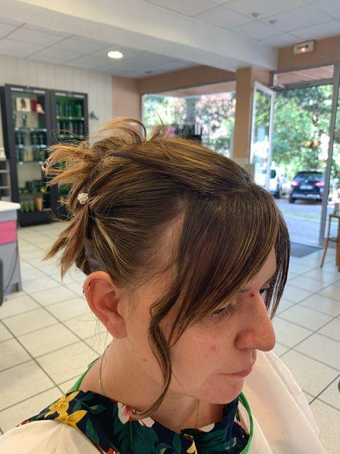 Essaie coiffure et maquillage 4