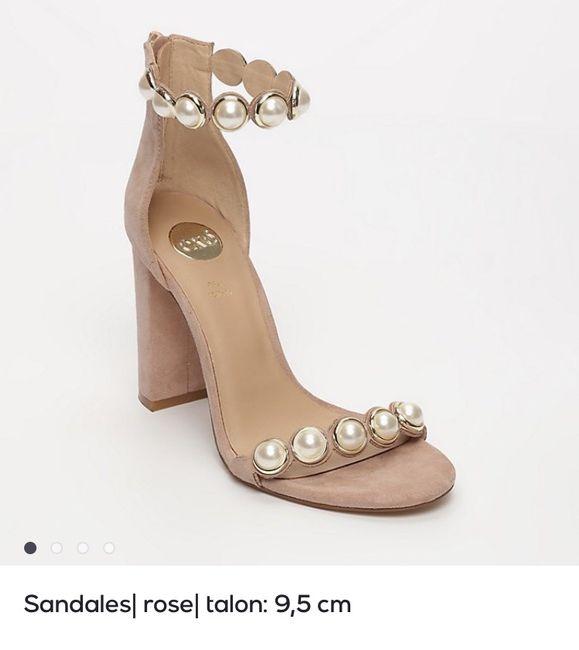 Deuxième paire de chaussures trouvées 🎀 1
