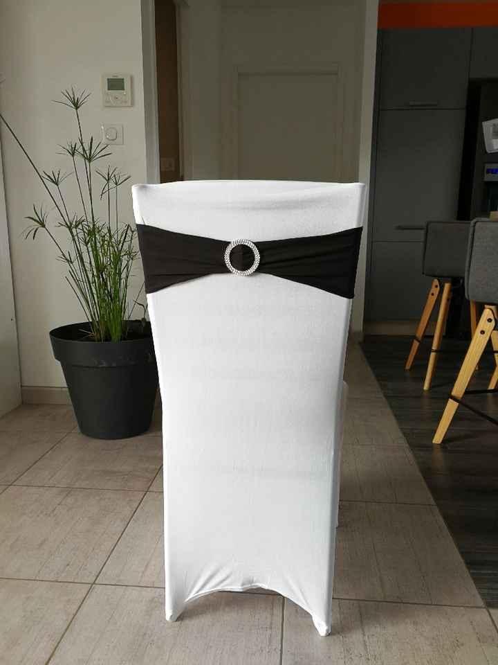 Noeud de chaise ... effet toc? ou joli? - 1