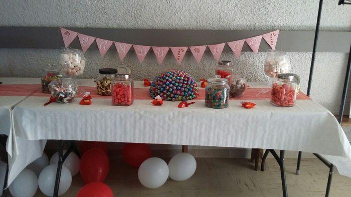 Sondage: candy bar - 1